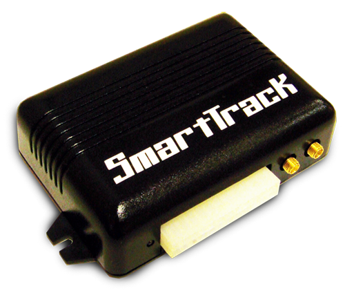 Telematics GSM terminal with a GPS receiver SmartTrack