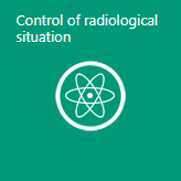 Control of radiological situation and equipment that serves Atomic Power Station